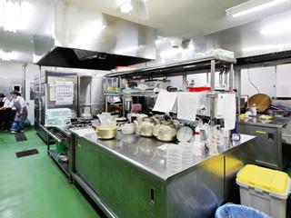 写真:厨房