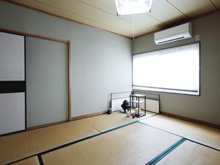 写真:茶室